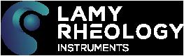 LamyRheology, spécialiste en viscosimètre, rhéomètre, analyseur de texture et contrôle de température.