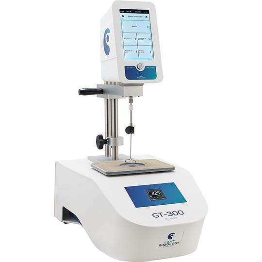 viscosimètre, gt 300 plus