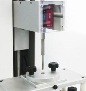 cellule, banc de compression pour analyseur de texture