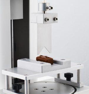 Cellule de Warner-Bratzler pour analyseur de texture